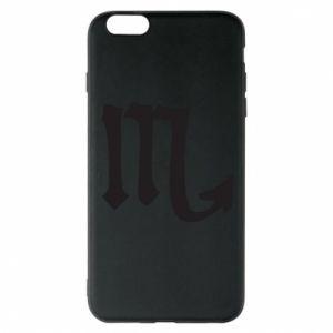Phone case for iPhone 6 Plus/6S Plus Astronomical designation of Scorpio