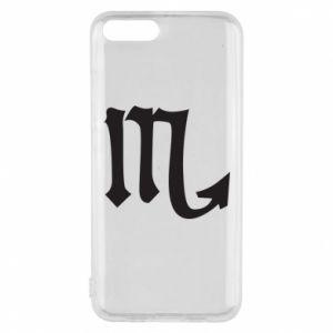 Phone case for Xiaomi Mi6 Astronomical designation of Scorpio