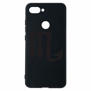 Phone case for Xiaomi Mi8 Lite Astronomical designation of Scorpio