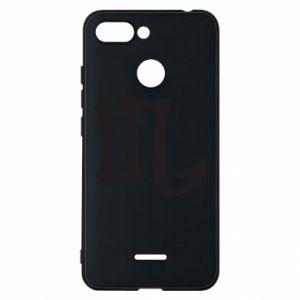 Phone case for Xiaomi Redmi 6 Astronomical designation of Scorpio