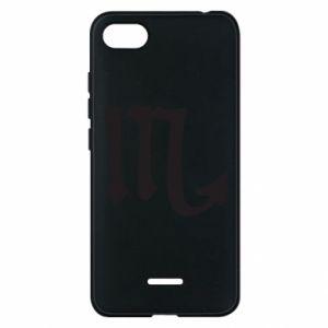 Phone case for Xiaomi Redmi 6A Astronomical designation of Scorpio