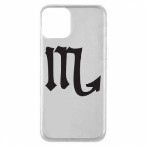 Phone case for iPhone 11 Astronomical designation of Scorpio