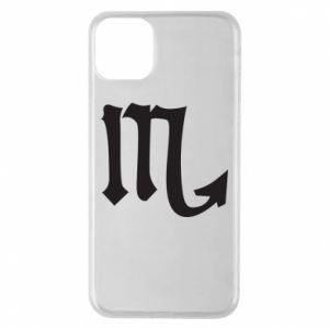 Phone case for iPhone 11 Pro Max Astronomical designation of Scorpio