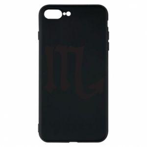 Phone case for iPhone 7 Plus Astronomical designation of Scorpio