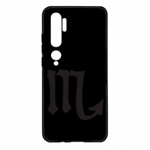 Xiaomi Mi Note 10 Case Astronomical designation of Scorpio