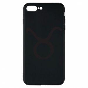 Phone case for iPhone 8 Plus Astronomical designation Taurus - PrintSalon