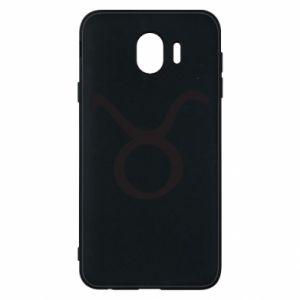 Phone case for Samsung J4 Astronomical designation Taurus - PrintSalon