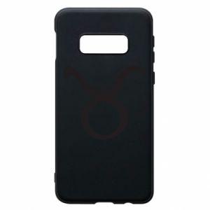 Phone case for Samsung S10e Astronomical designation Taurus