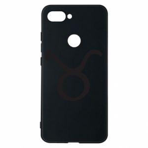 Phone case for Xiaomi Mi8 Lite Astronomical designation Taurus