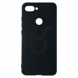 Phone case for Xiaomi Mi8 Lite Astronomical designation Taurus - PrintSalon
