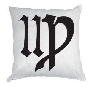 Pillow Astronomical Sign of the Zodiac Virgo - PrintSalon