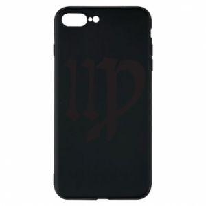 Phone case for iPhone 8 Plus Astronomical Sign of the Zodiac Virgo - PrintSalon