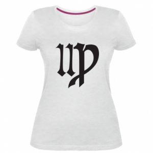 Women's premium t-shirt Astronomical Sign of the Zodiac Virgo - PrintSalon