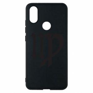 Phone case for Xiaomi Mi A2 Astronomical Sign of the Zodiac Virgo - PrintSalon