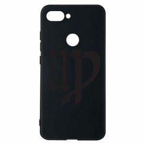 Phone case for Xiaomi Mi8 Lite Astronomical Sign of the Zodiac Virgo - PrintSalon