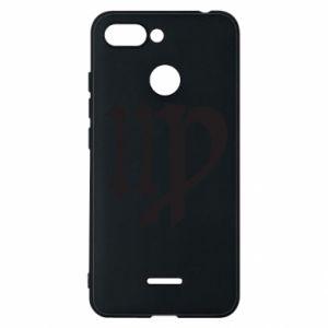 Phone case for Xiaomi Redmi 6 Astronomical Sign of the Zodiac Virgo - PrintSalon