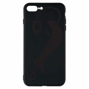 Phone case for iPhone 8 Plus Astronomical Zodiac Sign Aquarius