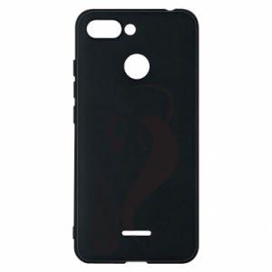Phone case for Xiaomi Redmi 6 Astronomical Zodiac Sign Aquarius