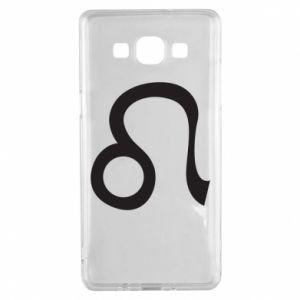 Etui na Samsung A5 2015 Astronomical zodiac sign Leo