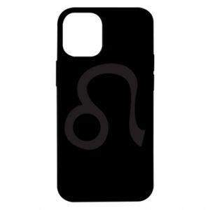 Etui na iPhone 12 Mini Astronomical zodiac sign Leo