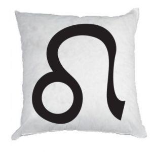 Poduszka Astronomical zodiac sign Leo
