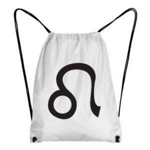 Plecak-worek Astronomical zodiac sign Leo