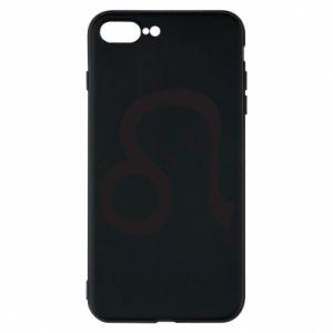 Etui do iPhone 7 Plus Astronomical zodiac sign Leo