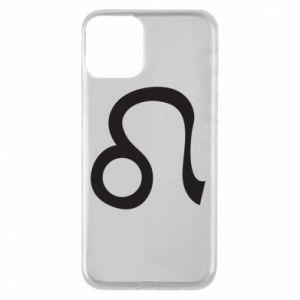 Etui na iPhone 11 Astronomical zodiac sign Leo