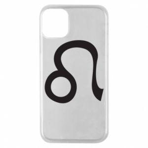 Etui na iPhone 11 Pro Astronomical zodiac sign Leo