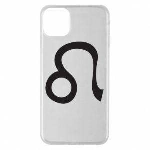 Etui na iPhone 11 Pro Max Astronomical zodiac sign Leo