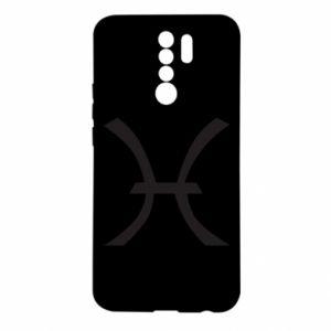 Etui na Xiaomi Redmi 9 Astronomical zodiac sign Pisces