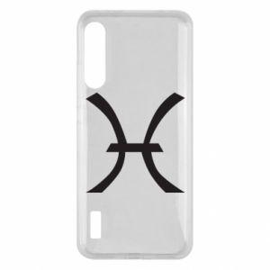 Etui na Xiaomi Mi A3 Astronomical zodiac sign Pisces