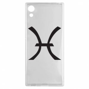 Etui na Sony Xperia XA1 Astronomical zodiac sign Pisces