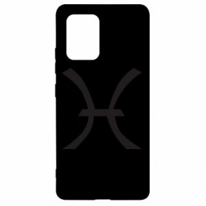 Etui na Samsung S10 Lite Astronomical zodiac sign Pisces