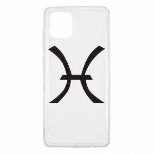 Etui na Samsung Note 10 Lite Astronomical zodiac sign Pisces