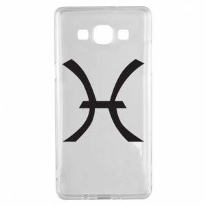 Etui na Samsung A5 2015 Astronomical zodiac sign Pisces