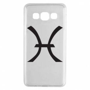 Etui na Samsung A3 2015 Astronomical zodiac sign Pisces