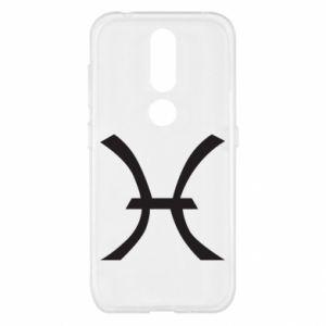 Etui na Nokia 4.2 Astronomical zodiac sign Pisces