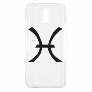 Etui na Nokia 2.3 Astronomical zodiac sign Pisces