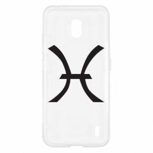 Etui na Nokia 2.2 Astronomical zodiac sign Pisces