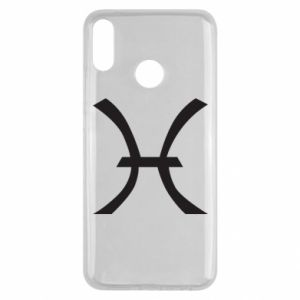 Etui na Huawei Y9 2019 Astronomical zodiac sign Pisces