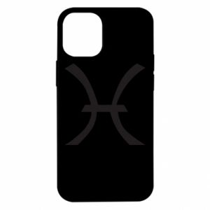 Etui na iPhone 12 Mini Astronomical zodiac sign Pisces