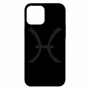 Etui na iPhone 12 Pro Max Astronomical zodiac sign Pisces