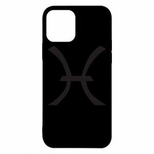 Etui na iPhone 12/12 Pro Astronomical zodiac sign Pisces