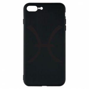 Phone case for iPhone 7 Plus Astronomical zodiac sign Pisces - PrintSalon