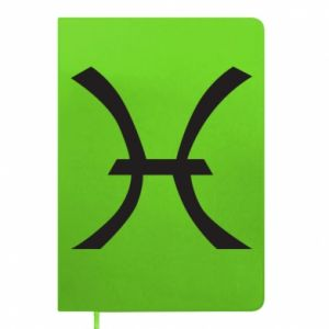 Notepad Astronomical zodiac sign Pisces