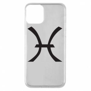 Phone case for iPhone 11 Astronomical zodiac sign Pisces - PrintSalon