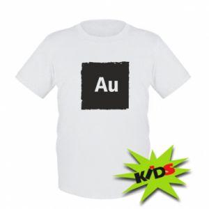 Dziecięcy T-shirt Au