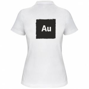 Damska koszulka polo Au