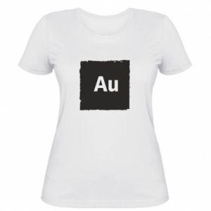 Damska koszulka Au